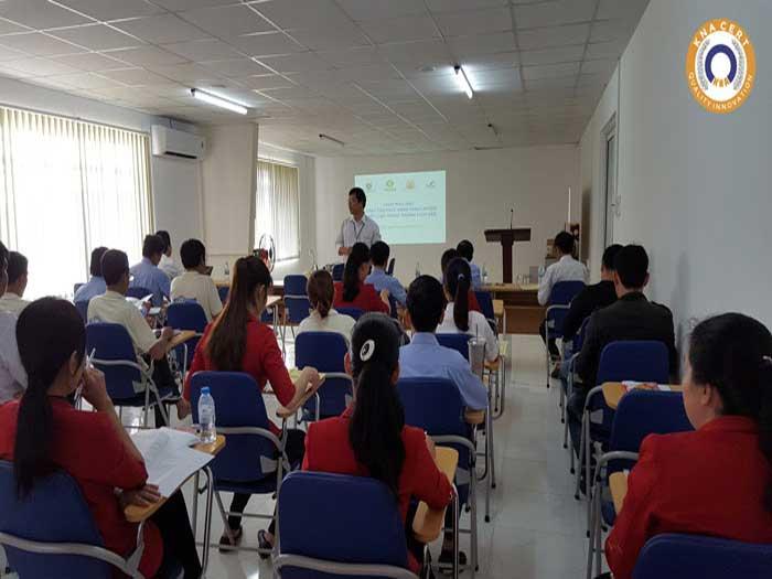 Đào tạo Hướng dẫn thực hành trách nhiệm xã hội theo tiêu chuẩn BSCI