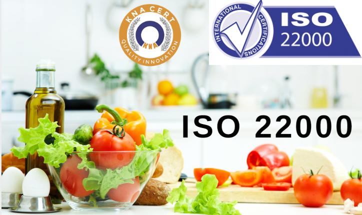 Nhận thức chung và hướng dẫn xây dựng hệ thống An toàn vệ sinh thực phẩm theo ISO 22000:2005