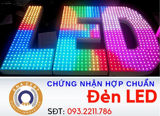 Đào tạo - Chứng nhận hợp chuẩn đèn LED