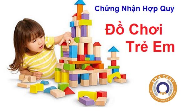 Đào tạo - Chứng nhận hợp quy đồ chơi trẻ em