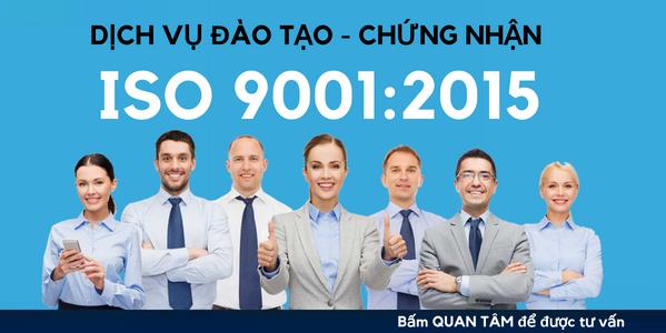 Dịch Vụ Đào Tạo - Chứng Nhận ISO 9001:2015