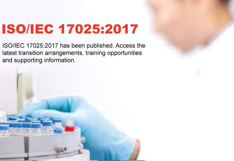 ĐÀO TẠO – CHỨNG NHẬN ISO 17025 : 2017