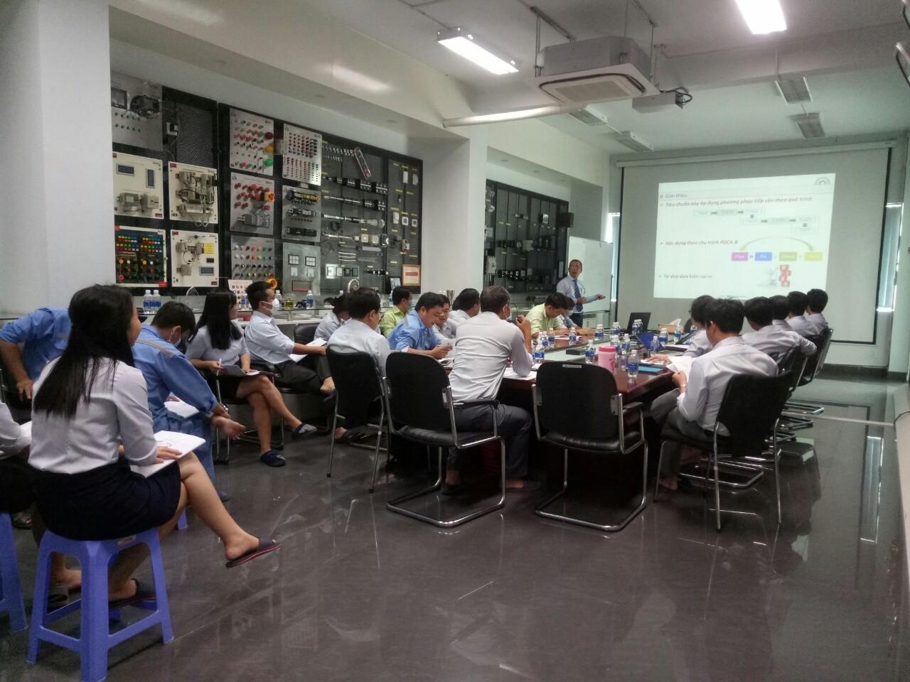 Đào tạo ISO 9001:2015 cho Công ty Cổ Phần Hạo Phương