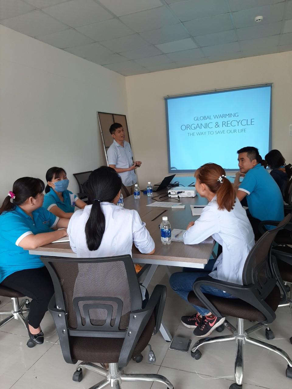 KNA CERT Đào tạo GRS cho Công Ty TNHH Sợi Chỉ Việt Côn