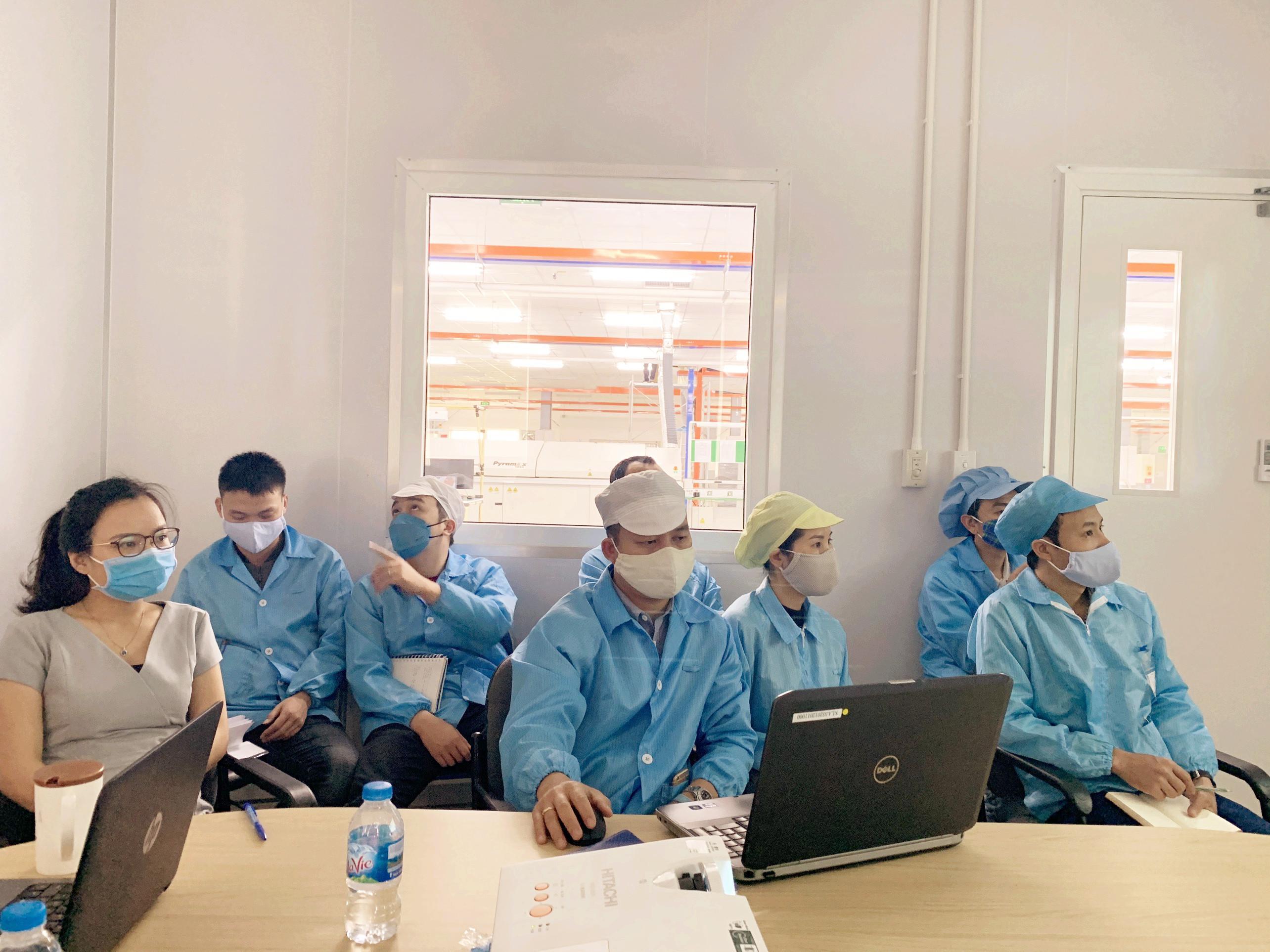Đào tạo Tích hợp ISO cho Công Ty TNHH Công Nghệ Welco Việt Nam