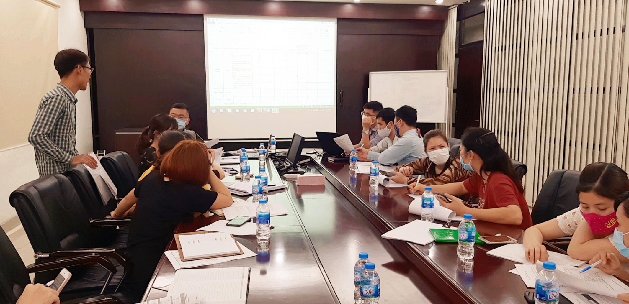 Đào tạo BRC IOP version 6 cho Công ty CP VS Industry Việt Nam