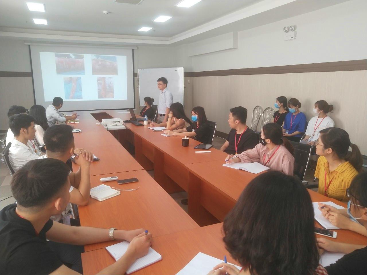 KNA CERT Đào tạo An Toàn Lao Động cho Công ty TNHH DM VINA