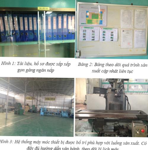 Bài học áp dụng ISO 9001;2015 từ Công ty TNHH Sản xuất Thương mại và Dịch vụ Tân An Phú