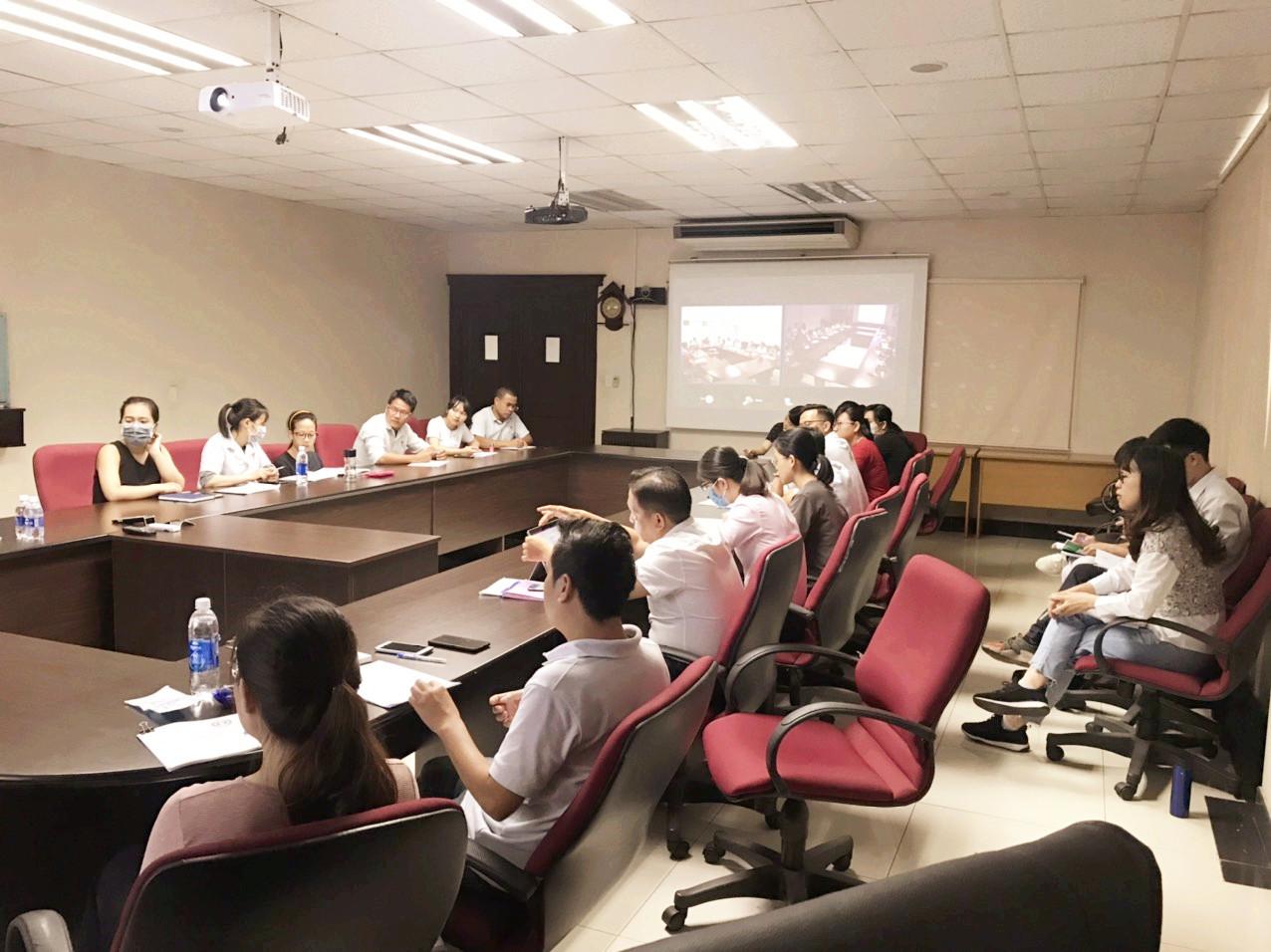 Đào tạo chuyển đổi OHSAS 18001 sang ISO 45001 cho Công ty TNHH Uni-President Việt Nam