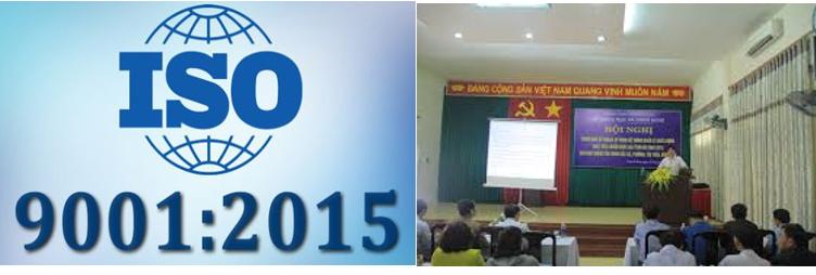 Triển khai kế hoạch áp dụng TCVN ISO 9001:2015 tại Thanh tra Chính phủ